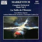 Markevitch: Complete Orchestral Music Vol. 5