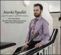 Marko Topchii - Marko Topchii (guitar)