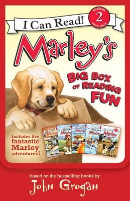Marley's Big Box of Reading Fun: Contains Marley: Farm Dog; Marley: Marley's Big Adventure; Marley: Snow Dog Marley; Marley: Strike Three, Marley!; And Marley: Marley and the Runaway Pumpkin -