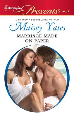 Marriage Made on Paper - Yates, Maisey