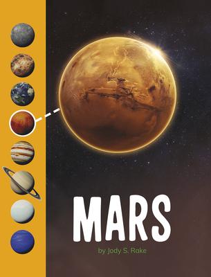 Mars - Rake, Jody S