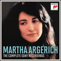 Martha Argerich: The Complete Sony Classical Recordings - Ivry Gitlis (violin); James Galway (flute); Ludwig van Beethoven (candenza); Martha Argerich (piano);...