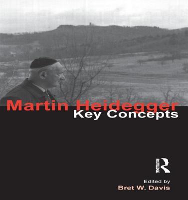 Martin Heidegger - Davis, Bret W, Professor