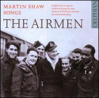 "Martin Shaw: Songs ""The Airmen"" - Andrew Kennedy (tenor); Iain Burnside (piano); Roderick Williams (baritone); Sophie Bevan (soprano)"