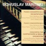 Martinu: Keyboard Concertos