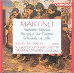 Martinu: Sinfonietta Giocosa/Toccata E Due Canzoni/Sinfonietta La Jolla