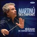 Martinu: The 6 Symphonies