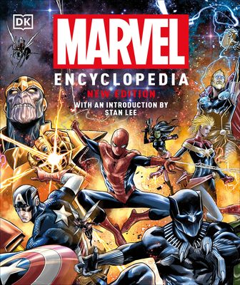 Marvel Encyclopedia, New Edition - Lee, Stan, and DK