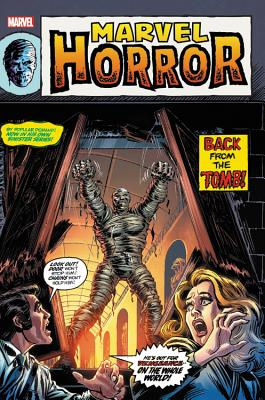 Marvel Horror Omnibus - Gerber, Steve (Text by), and Moench, Doug (Text by), and Isabella, Tony (Text by)