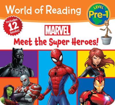 Marvel Meet the Super Heroes! - Marvel Press Book Group