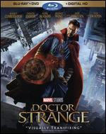Marvel's Doctor Strange [Includes Digital Copy] [Blu-ray/DVD]