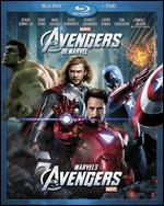 Marvel's The Avengers [French] [Blu-ray/DVD]