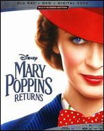 Mary Poppins Returns [Includes Digital Copy] [Blu-ray/DVD]