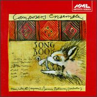 Mary Wiegold's Songbook - Composers Ensemble; Mary Wiegold (soprano); Dominic Muldowney (conductor)