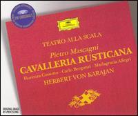 Mascagni: Cavalleria Rusticana - Adriana Martino (vocals); Carlo Bergonzi (vocals); Fiorenza Cossotto (vocals); Giangiacomo Guelfi (vocals);...