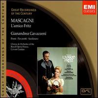 Mascagni: L'Amico Fritz - Benito di Bella (vocals); Laura Pudwell (vocals); Luciano Pavarotti (vocals); Luigi Pontiggia (vocals);...