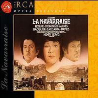 Massenet: La Navarraise - Gabriel Bacquier (baritone); Leslie Fyson (bass); Marilyn Horne (mezzo-soprano); Nicola Zaccaria (bass);...