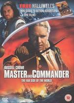 Master & Commander [with Halliwell's Action Film Book] - Peter Weir
