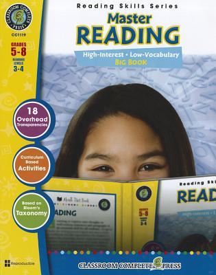 Master Reading Big Book, Grades 5-8 - Rollins, Brenda Vance