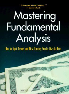 Mastering Fundamental Analysis - Thomsett, Michael C