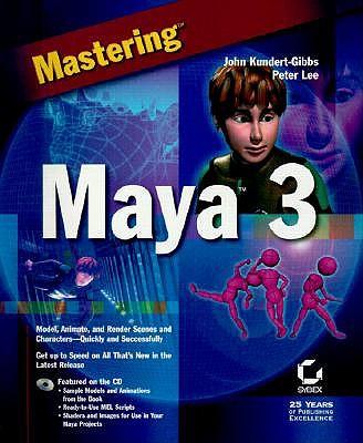 Mastering Maya 3 - Harovas, Perry, and Kundert-Gibbs, John L, and Lee, Peter