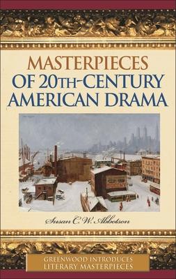 Masterpieces of 20th-Century American Drama - Abbotson, Susan