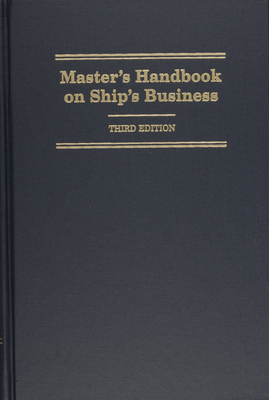 Master's Handbook on Ship's Business - Messer, Tuuli