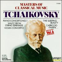 Masters of Classical Music, Vol. 6: Tchaikovsky - Emmy Verhey (violin); Jenö Jandó (piano)