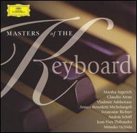 Masters of the Keyboard - Alexis Weissenberg (piano); Alicia de Larrocha (piano); András Schiff (piano); Arturo Benedetti Michelangeli (piano);...