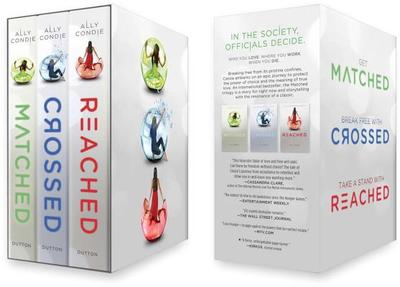 Matched Trilogy Box Set: Matched/Crossed/Reached - Condie, Ally