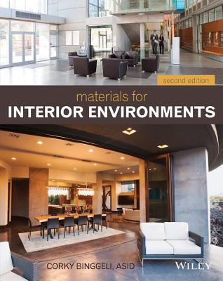 Materials for Interior Environments - Binggeli, Corky