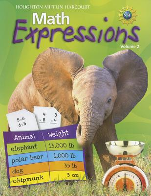 Math Expressions: Level 3B, Volume 2 - Fuson, Karen C