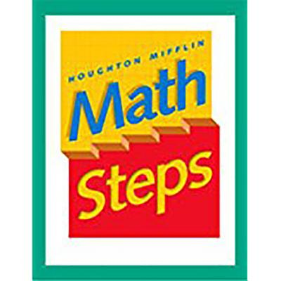 Math Steps: Student Edition Grade 5 2000 - Houghton Mifflin Company (Prepared for publication by)