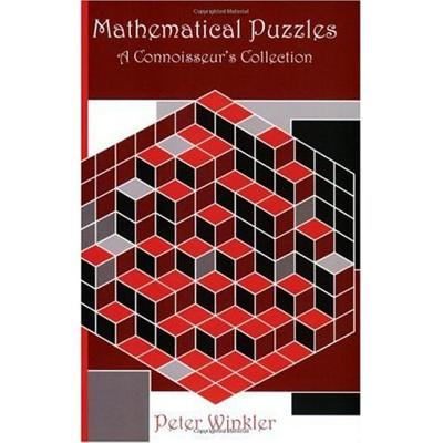Mathematical Puzzles: A Connoisseur's Collection - Winkler, Peter