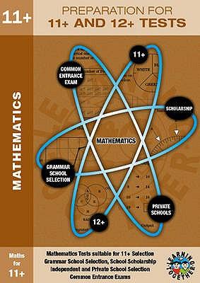Mathematics: Preparation for 11+ and 12+ Tests - McConkey, Stephen, and Maltman, Tom