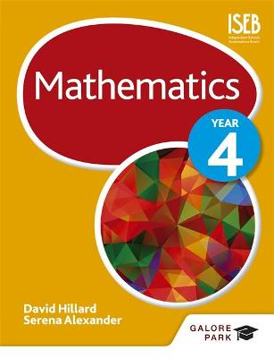 Mathematics Year 4 - Hillard, David, and Alexander, Serena