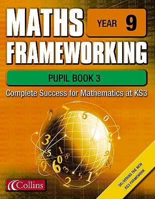 Maths Frameworking: Year 9 - Gordon, Keith, and Speed, Brian, and Senior, Trevor