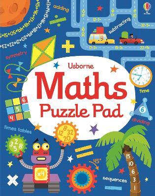 Maths Puzzles Pad - Robson, Kirsteen