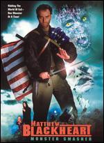 Matthew Blackheart: Monster Smasher - Erik Canuel
