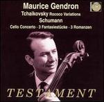 Maurice Gendron Plays Tchaikovsky & Schumann