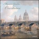 Maurice Greene: Overtures