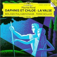 Maurice Ravel: Daphnis et Chloé; La Valse - Berlin Radio Symphony Chorus (choir, chorus); Berlin Philharmonic Orchestra; Pierre Boulez (conductor)