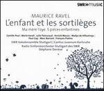 Maurice Ravel: Orchestral Works, Vol. 5 - L'enfant et les sortilèges; Ma mère l'oye; 5 pièces enfantines