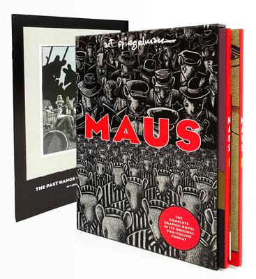 Maus I & II Paperback Boxed Set - Spiegelman, Art
