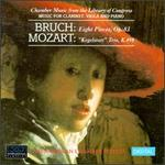 "Max Bruch: Eight Pieces, op. 83; Mozart: ""Kegelstatt"" Trio, K. 498"