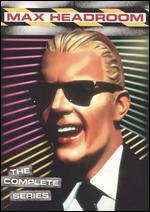Max Headroom: The Complete Series [5 Discs]