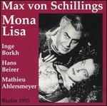 Max von Schilings: Mona Lisa