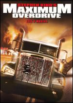 Maximum Overdrive - Stephen King