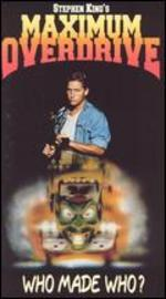 Maximum Overdrive - Stephen King