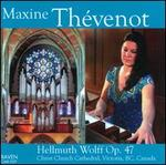 Maxine Th�venot plays the Hellmuth Wolff Organ